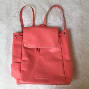 Vera Bradley Coral Backpack, never used